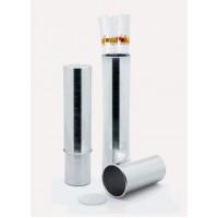 Коробка для пипеток - алюминиевая - 60 мл на. - 145 / 235 мм высота (1 шт. / уп.), Isolab