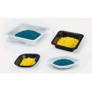 Чаши для взвешивания (лодочки) - полистирол - алмазоподобные - белые - 5 мл (100 шт. / уп.), Isolab