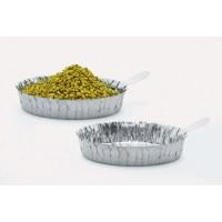 Алюминиевая посуда - с ручкой - 55 мл на - 14 мм высота (100 шт. / уп.), Isolab