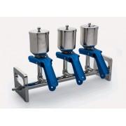 Система для фильтрования - для 3 воронок, Isolab