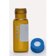 Крышка + перегородки - N8 - силиконовая / тефлон - без разреза (100 шт. / уп.), Isolab