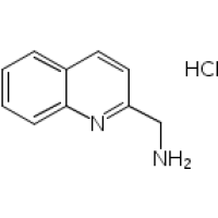 (2-хинолил)метиламин гидрохлорид, 97%, Maybridгe, 1г