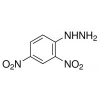 Динитрофенилгидразин-2,4, увлажнённый, 33 % воды, для аналитики, Panreac, 25 г