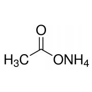 Аммония ацетат (Reag. Ph. Eur.), для аналитики, ACS, Panreac, 1 кг