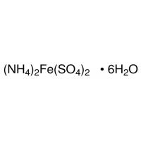 Аммония железа (II) сульфат 6-водн.(соль Мора), для аналитики, ISO, Panreac, 500 г