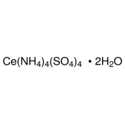 Аммония церия (IV) сульфат 2-водн., для аналитики, ACS, Panreac, 100 г
