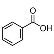 Бензойная кислота, для аналитики, ACS 99,9%, Panreac, 250 г